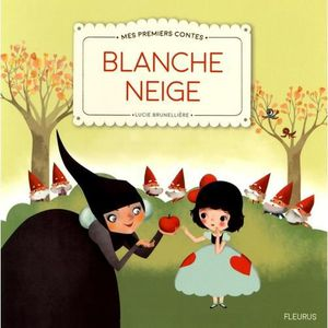 Livre 3-6 ANS Blanche-Neige