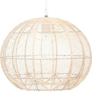 LUSTRE ET SUSPENSION Suspension lustre en ROTIN - Diamètre 38 cm -  BOI