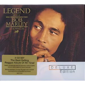 CD MUSIQUE DU MONDE Legend - le best of de Bob Marley Deluxe Edition
