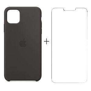foto de Coque apple silicone iphone 11 pro max - Achat / Vente pas cher