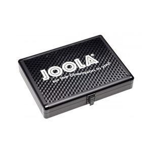 HOUSSE TENNIS DE TABLE HOUSSE DE TENNIS DE TABLE JOOLA ALU NOIR