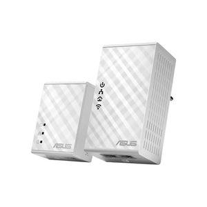 COURANT PORTEUR - CPL Asus Kit CPL PL-N12 WIFI N300 Mbps + Ethernet 500