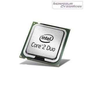 PROCESSEUR Processeur CPU Intel Core 2 Duo E6300 1.86Ghz 2Mo