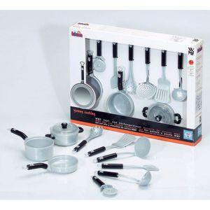 DINETTE - CUISINE KLEIN -  Batterie de cuisine pour enfant