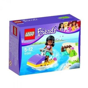 ASSEMBLAGE CONSTRUCTION LEGO FRIENDS - 41000 - JEU DE CONSTRUCTION - LE JE