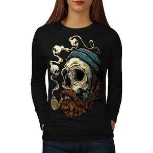 T-SHIRT Women XXL T-shirt à manches longues   Wellcoda