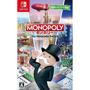 JEU NINTENDO SWITCH Ubisoft Monopoly NINTENDO SWITCH Import Japonais