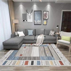 TAPIS tapis berbere géométrique 120*160cm tapis ethnique