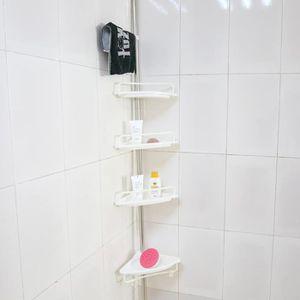 PORTE ACCESSOIRE Etagère de coin de salle de bain Etagère de rangem