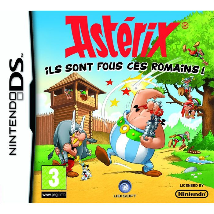 asterix jeu console ds achat vente jeu ds dsi asterix ds cdiscount. Black Bedroom Furniture Sets. Home Design Ideas