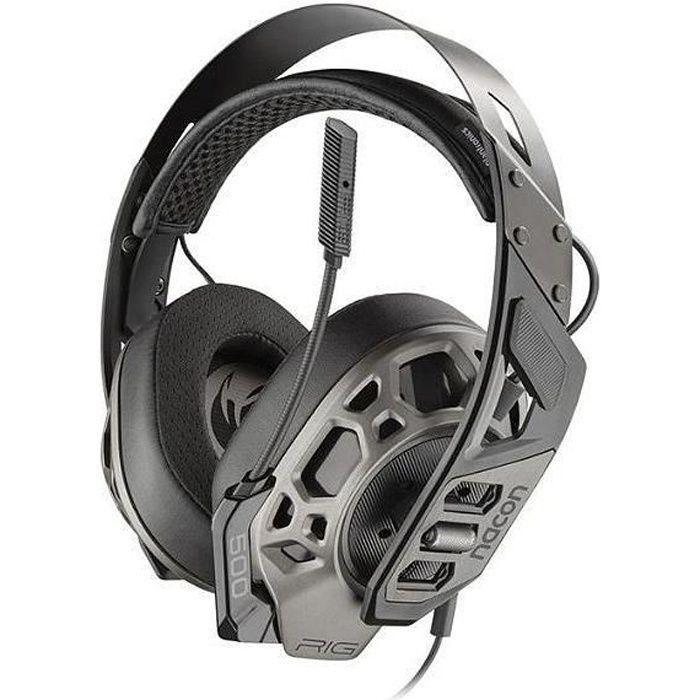 Casque Nacon Rig 500Pro Hs pour Ps4 Edition limitée