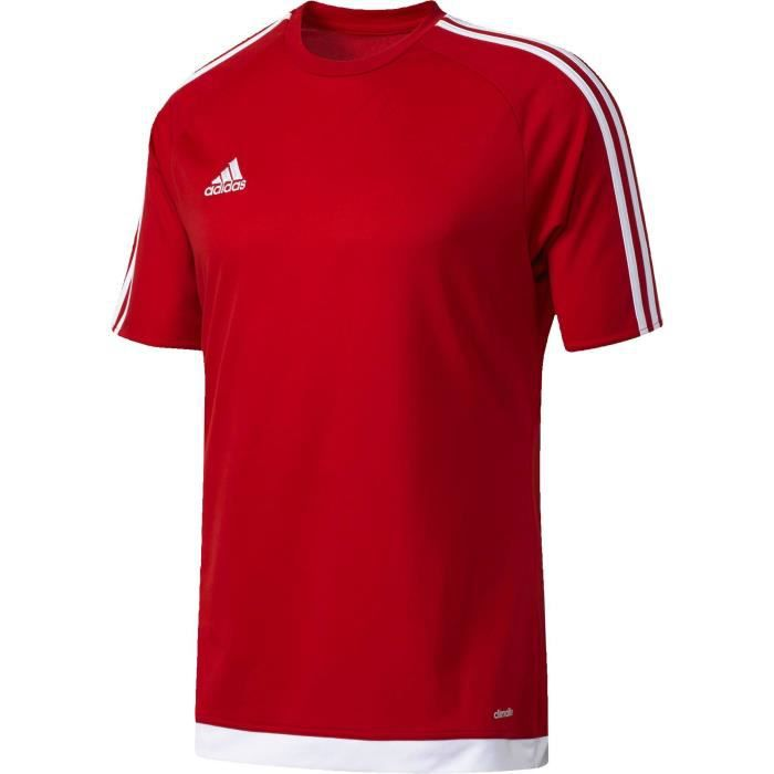 ADIDAS Maillot de football Estro - Enfant - Rouge