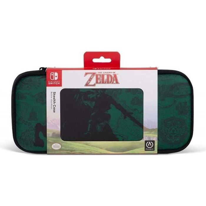 Housse de Transport Power A - Zelda pour Switch