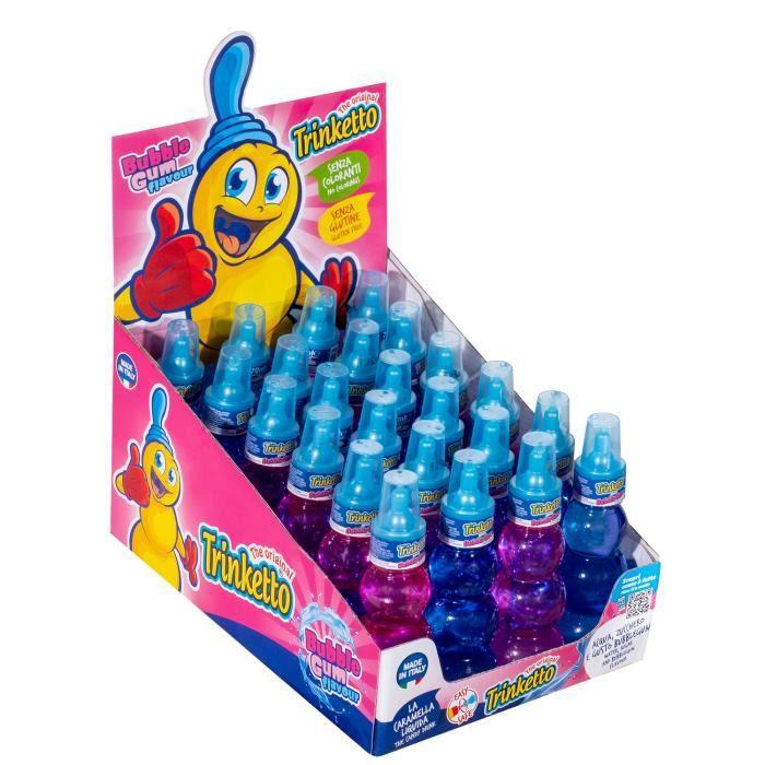Bonbons Bubble Gum en spray Trinketto x24 Casa Del Dolce