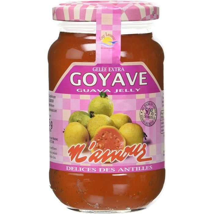 Confiture Gelée Goyave 325 g 17