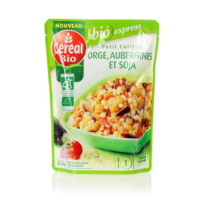 Mélange céréales aubergines bio 250 g Cereal Bio