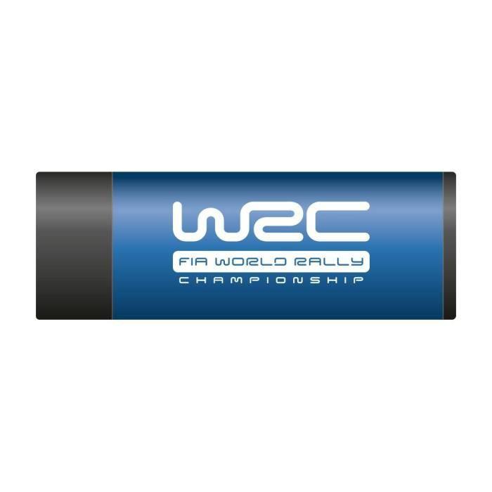 WRC Barrette parfumée effet métal senteur sport