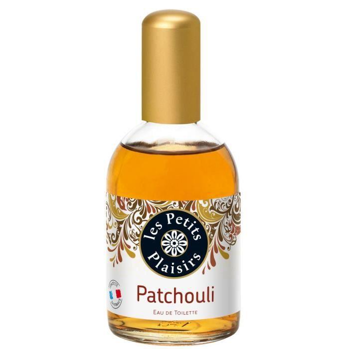 LES PETITS PLAISIRS Eau de toilette - Patchouli - 110 ml