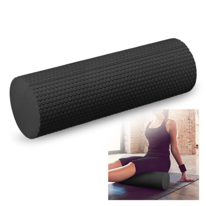 18x6IN Yoga Rouleau En Mousse Haute Densité EVA Muscle Roller Auto Outil De Massage pour Gym Pilates Yoga Fitness M