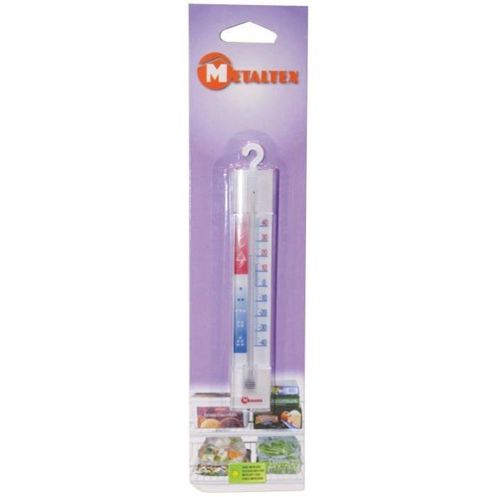 Thermomètre pour congélateur