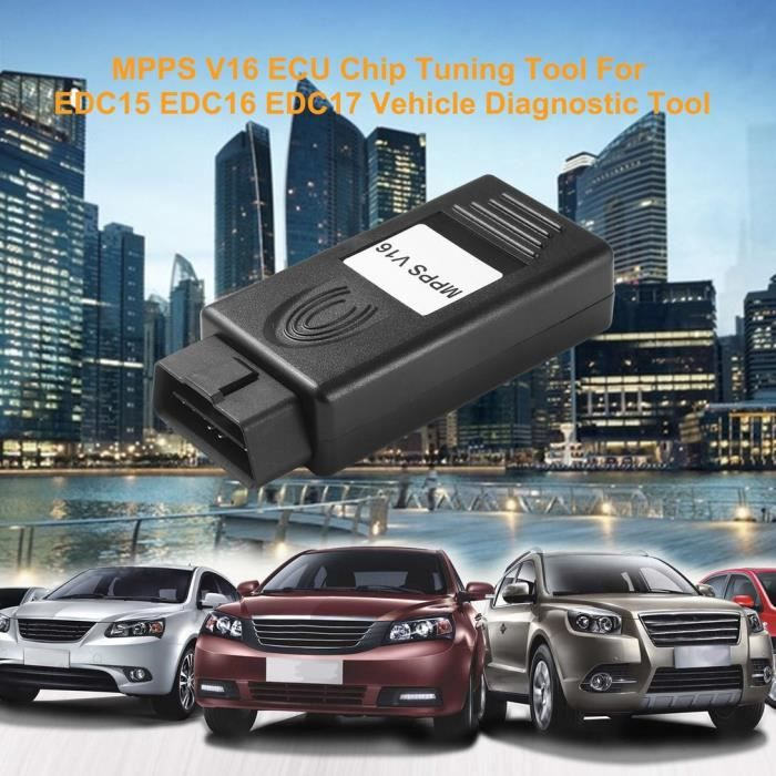 Bone mpps v16 ecu chip tuning tool for edc15 edc16 edc17 checksum smps mpps 16 can flasher remapp cable diagnostic tool