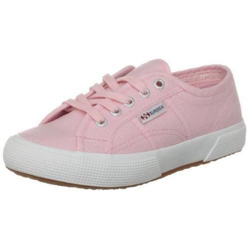 Superga 2750 JCOT Classic S0003CO , Chaussures fille - Rose-V.8, 22 EU 5.5 Child UK - S0003C0