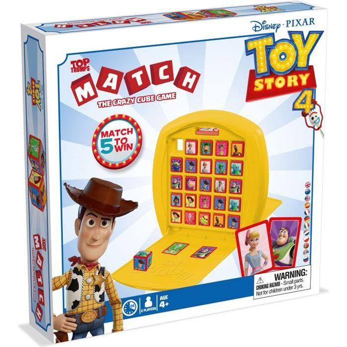 MATCH - Toy Story - Jeu de stratégie - Version française