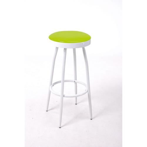 tabouret de bar pivotant arlow vert achat vente tabouret cdiscount. Black Bedroom Furniture Sets. Home Design Ideas