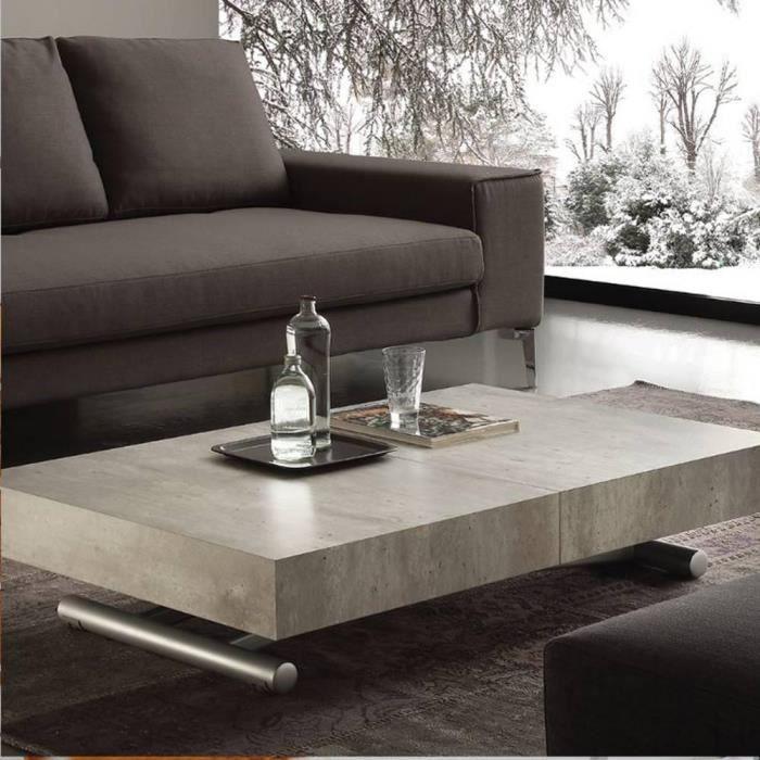 Table Base Qui Se Releve