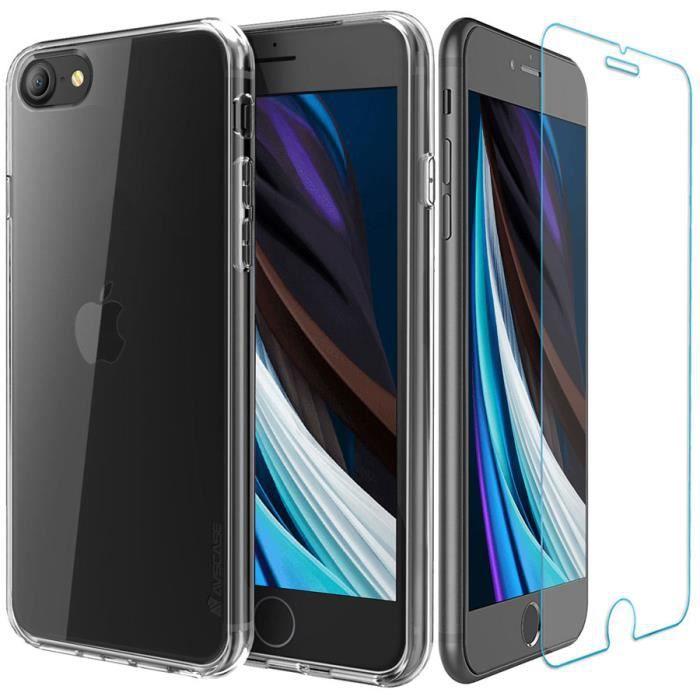 coque iphone se 2020 4 7 1 coque silicone 1