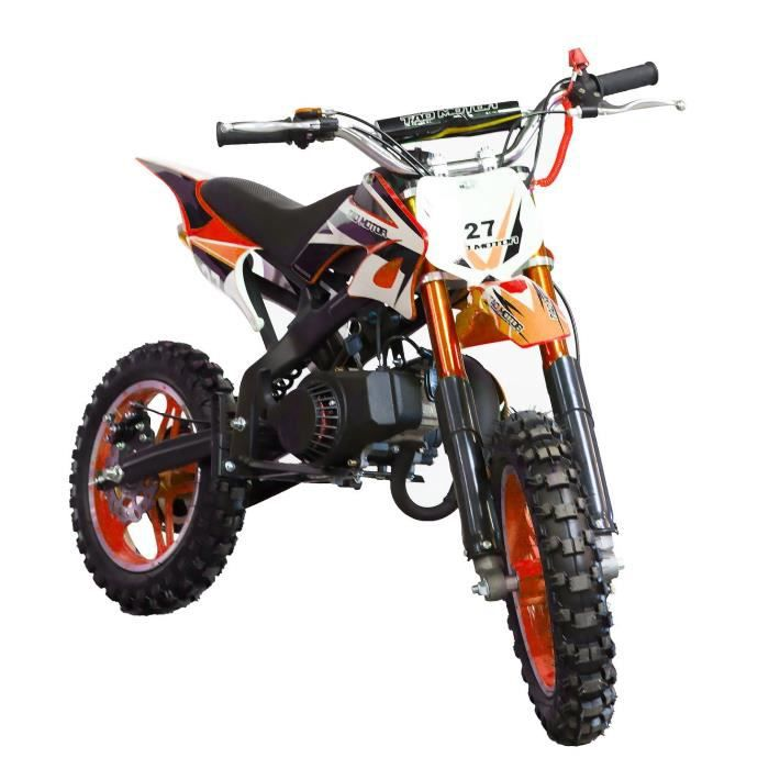 taotao dirt bike 50 cc 2 temps db10sa orange achat. Black Bedroom Furniture Sets. Home Design Ideas