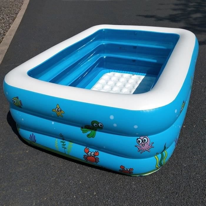 Piscine Gonflable Rectangulaire Achat Vente Piscine Gonflable