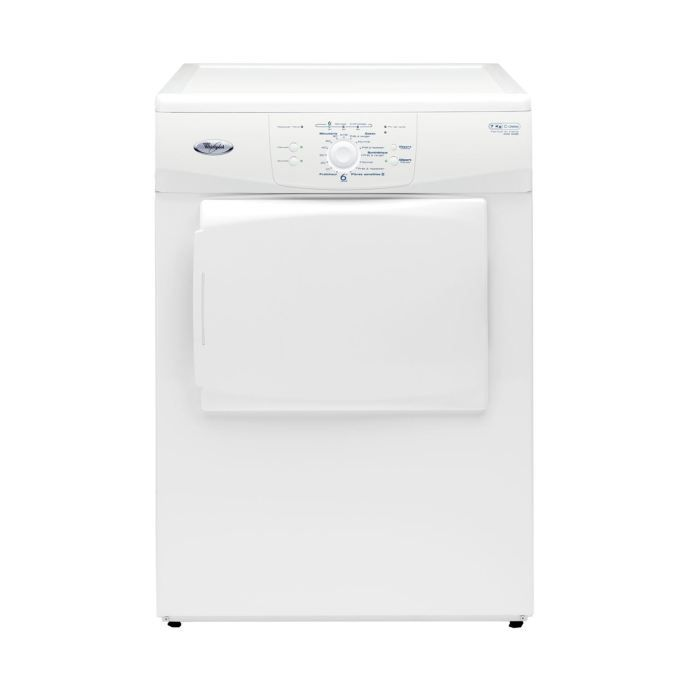 Whirlpool awz3428 frontal achat vente s che linge cdiscount - Difference entre seche linge evacuation et condensation ...