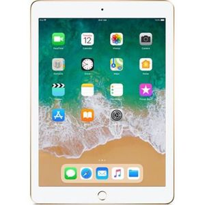 TABLETTE TACTILE iPad 9.7 (2018) WiFi 32GB Or
