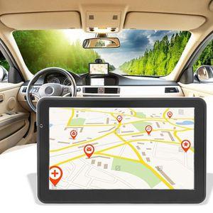 GPS AUTO 7 pouces HD Navigateur voiture à écran tactile por
