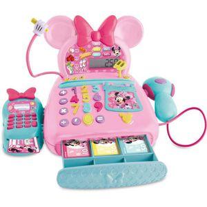CAISSE ENREGISTREUSE IMC Toys- Mickey Mouse Caisse Enregistreuse Minnie