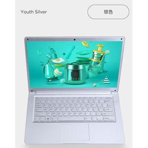 Vente PC Portable F142 Ordinateur portable Intel Celeron J3455 6Go + 128Go 14 pouces 1920 * 1080 Win10 HDMI Bluetooth - Argent pas cher