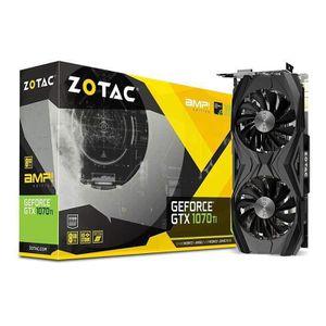 CARTE GRAPHIQUE INTERNE Zotac ZT-P10710C-10P Carte Graphique Nvidia GeForc