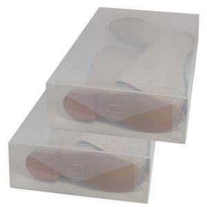 SAC À CHAUSSURES 2x DynaSun PP384 Boîte à Chaussure pour Bottes de
