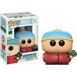 FIGURINE - PERSONNAGE Figurine Funko Pop! South Park : Cartman With Clyd