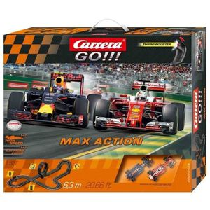 CIRCUIT Circuit Carrera Go!!! Max Action