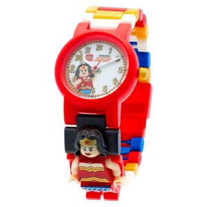 MONTRE LEGO® DC Comics Super Heroes - Montre Wonder Woman