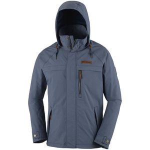 navy Homme Ways Veste Jacket collegiate Good Columbia Bleu 34Aq5cLRjS