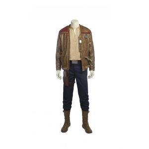 DÉGUISEMENT - PANOPLIE Star Wars 8 The Last Jedi Finn Cosplay Costume