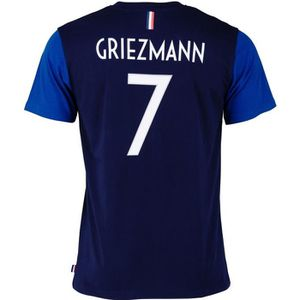 MAILLOT DE FOOTBALL T-shirt FFF - Antoine GRIEZMANN - Collection offic