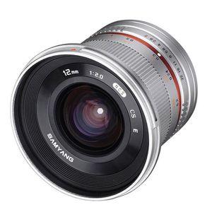 OBJECTIF Samyang objectif 12 mm f/2.0 NCS CS pour Canon M (