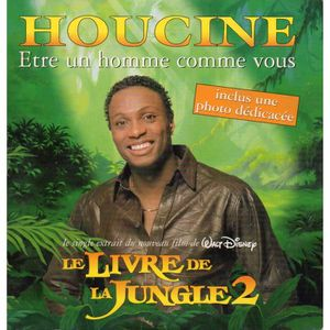 CD MUSIQUE DE FILM - BO Houcine : Etre un homme comme vous ( Cd single ) L