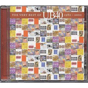 CD VARIÉTÉ INTERNAT The very best of by UB 40