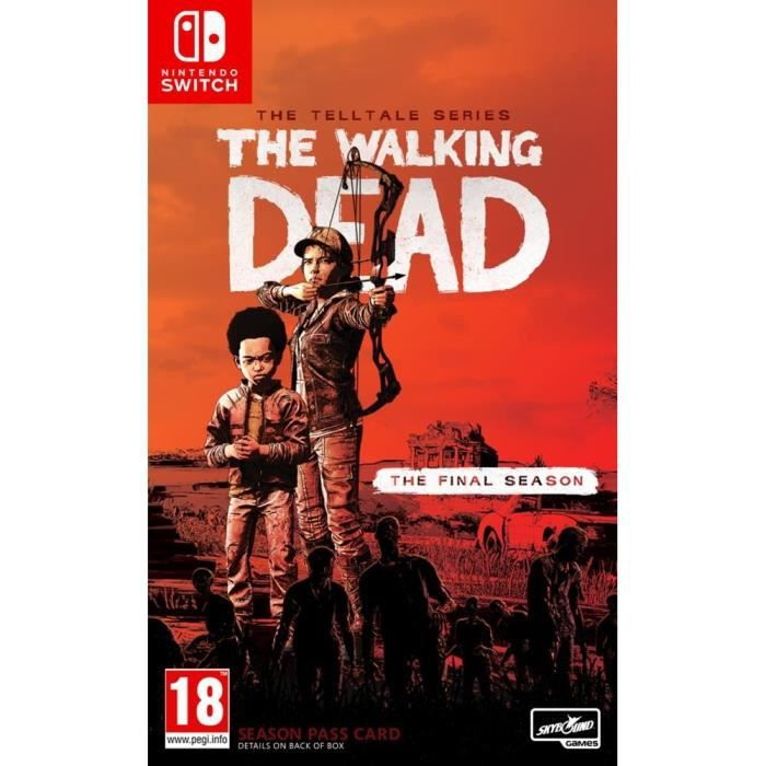The Walking Dead : The Final Season Jeu Switch