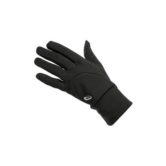 Gants Asics thermal - noir - TU